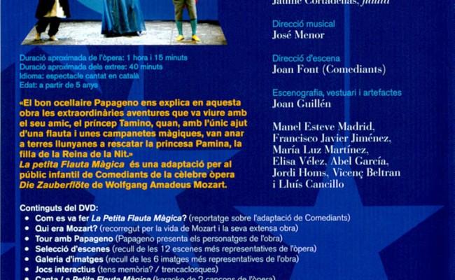 Flautita Cruz