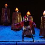 Die Zauberflöte / Auditorio Víctor Villegas (Murcia) / Font (Comediants) -Hernández-Silva