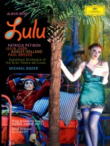 Lulu / Gran Teatre del Liceu (Barcelona) / Py - Boder