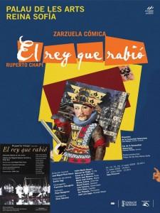 El rey que rabió / Palau de les Arts (Valencia) / Sagi - Pérez-Sierra