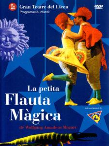 La petita flauta màgica / Gran Teatre del Liceu (Barcelona) / Font (Comediants) - Menor