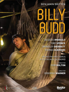Billy Budd / Teatro Real (Madrid) / Warner - Bolton